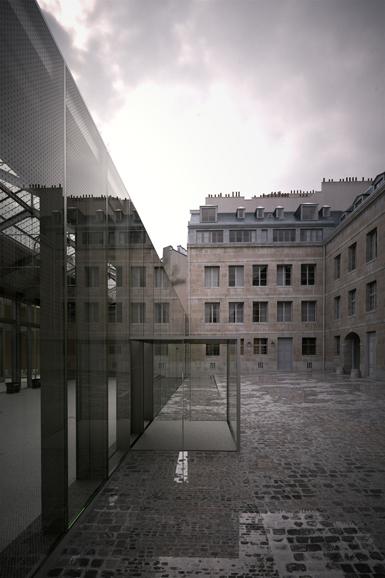 Auditorium De L Institut De France 1 K